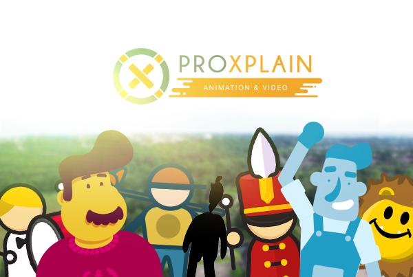 ProXplain Showreel 2016